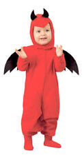 Halloween Baby Cute Devil Costume Age 6-12 Months