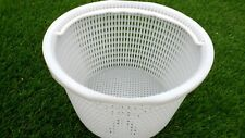 More details for astral white skimmer basket with handle 4402010504