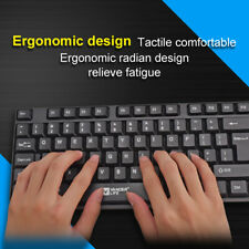 Keyboard US Standard Keypads USB Plug and Play