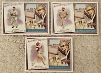 2010 Topps Allen & Ginter - Reds Complete Set (12 Cards) w/ Jay Bruce Relic