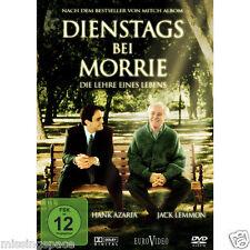 Tuesdays with Morrie DVD (EU R2/1999) Jack Lemmon, Hank Azaria