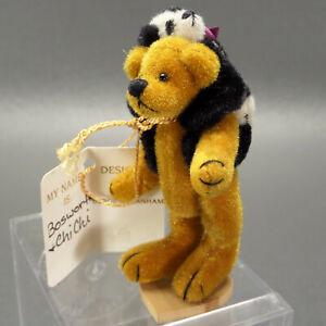 Little Gem Teddy Bears Bosworth & Chi Chi Deborah Canham