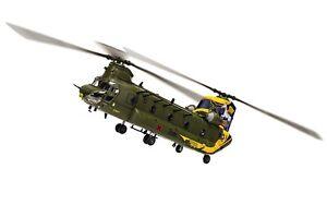 CORGI AVIATION ARCHIVE BOEING CHINOOK HC-4 RAF 28 SQN BENSON 2016 AA34216