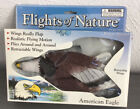 Pro-Motions Flights of Nature Realistic Flying Motion American Eagle 1999 vtg
