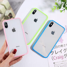 TPU Clear Case For iPhone 11 Pro XS Max X 8 7 6 Plus Silicone SLIM Cover Acrylic