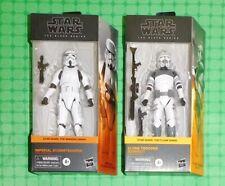2020 Star Wars -  Black Series - Clone Trooper (Kamino) & Imperial Stormtrooper