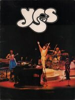 YES 1979 TORMATO U.S. TOUR CONCERT PROGRAM BOOK BOOKLET / JON ANDERSON / VG 2 NM
