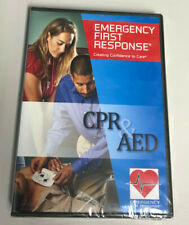 Emergency First Response Cpr & Aed Dvd