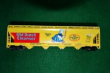 HO SCALE TRAIN -  BOXCAR - OLD DUTCH CLEANSER AD   (2 OF 2)