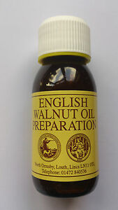 Phillips English Walnut Oil Preparation 60ml