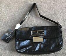 Animal Print Design London Black Beautiful Luxury Small Grab Shoulder Bag Handba