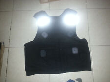 First Responders Hi visibility bulletproof vest body armor lvl II vest M