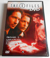 """X FILES"" SAISON 1 - DVD 2 - EPISODES 4, 5, 6 et 7"