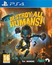 Destroy All Humans ! Remake - PS4 📥