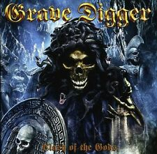 Grave Digger - Clash of the Gods [New CD]
