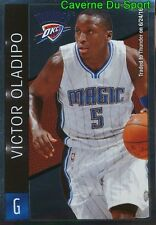 282 VICTOR OLADIPO USA OKLAHOMA CITY THUNDER STICKER NBA BASKETBALL 2017 PANINI