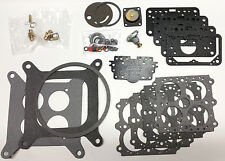 Carburetor Rebuild Kit.Suits Holley 390,465,600 cfm Squarebore,vacuum secondary