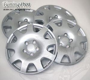 "Hubcap 16"" Inch Wheel Rim Skin Cover 4pcs Set-Style Code 502 16 Inches Hub Caps-"