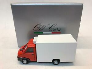 Old Cars iveco Turbo Daily frigo 1/43 05800