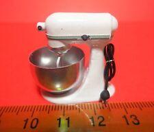 1:12 scala non lavorativo Frullatore Casa delle Bambole Accessorio da cucina in miniatura (w1)