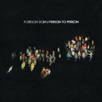 Foreign Born - Person To Person  VINYL LP  ALTERNATIVE POP ROCK Neuware