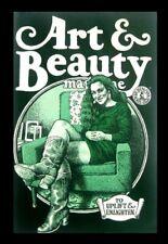 ART & BEAUTY MAGAZINE #1, 1996, FANTAGRAPHICS, ROBERT CRUMB, UNDERGROUND COMI