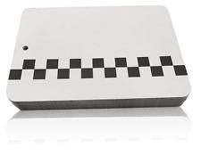 Metal Sprayout/Spray out cards (4