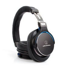 Audio Technica ATH-MSR7BK Over-Ear High-Resolution Headphones | MSR7