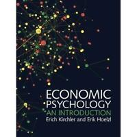 Economic Psychology An Introduction Erich Kirchler Er. 9781107668638 Cond=LN:NSD