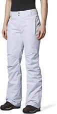 Columbia Women's Standard Bugaboo II Pant, White, XS