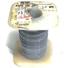 ^ Belden 83002 008 500ft (152m) PVC Hook Up - 26 AWG - 600V - GRAY