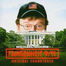 Fahrenheit 9/11 Columna Sonora CD Nuevo Sellado