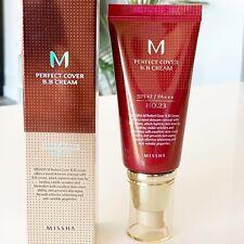 Missha M Cover BB Cream No.23 Spf42 PA 50ml Natural Beige From Korea