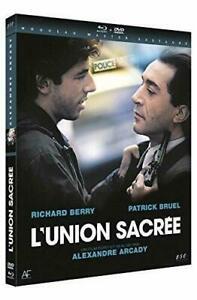 Blu Ray + DVD : L'union sacrée - Berry / Bruel - Ed Digibook - NEUF