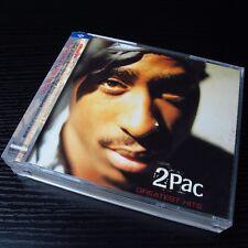 2Pac - Greatest Hits JAPAN 2xCD W/OBI Fat Box ZJCI-10020/1 #0604