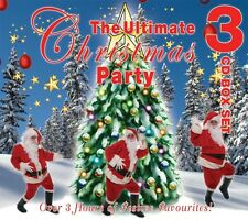 Frosty & The Snowmen - The Ultimate Christmas Party CD