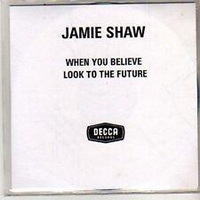 (DB130) Jamie Shaw, When You Believe - DJ CD