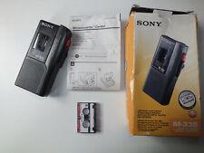 Sony M-335 Voice Recorder