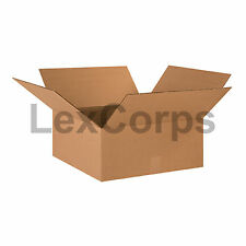 25 Qty 18x18x8 SHIPPING BOXES LC Mailing Moving Cardboard Storage Packing