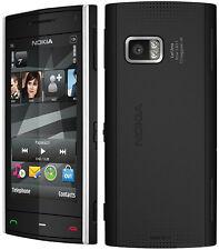 Phone Nokia X6-00 BLACK 8GB Smartphone with Branding Without Simlock NEW