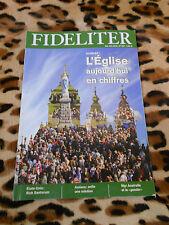 Revue - FIDELITER n° 207, 2012