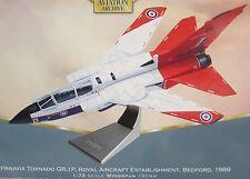 Corgi Panavia Tornado GR.1P Royal Establishment Bedford Aircraft Die-Cast 1:72