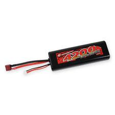 Robitronic LiPo Akku 7,4V 4200mAh 40C 2S Racing Stick Pack T-Stecker R05232