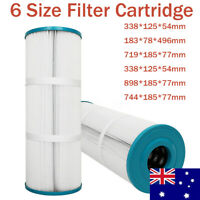 Multi Size Pool Filter Cartridges Element Replacement For Waterco CC75