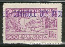 """ALGERIE:  Colis postaux n°93 ** """"+20%""""  (cote 20,40€)"""