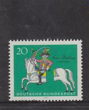 Alemania Occidental estampillada sin montar o nunca montada sello Deutsche Bundespost 1970 Baron patomimia SG1522