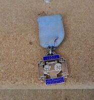 The National Operatic & Dramatic Association long service Sterling Silver Medal