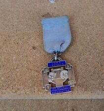 More details for the national operatic & dramatic association long service sterling silver medal