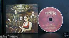 Nightwish - Nemo 4 Track CD Single Incl Video