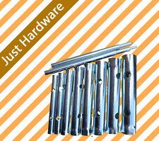 10 PC PCS Box Tube Spanner Tubular Socket Wrench Set 6 - 22 mm